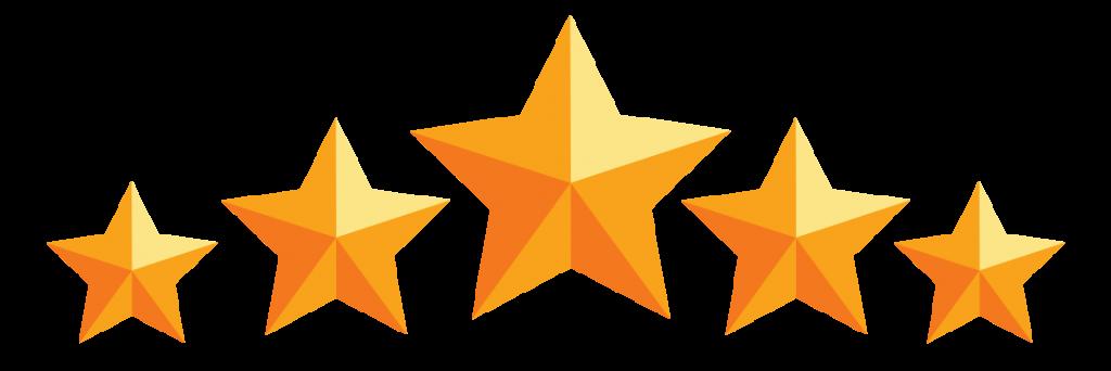 5 stars e1604241093347